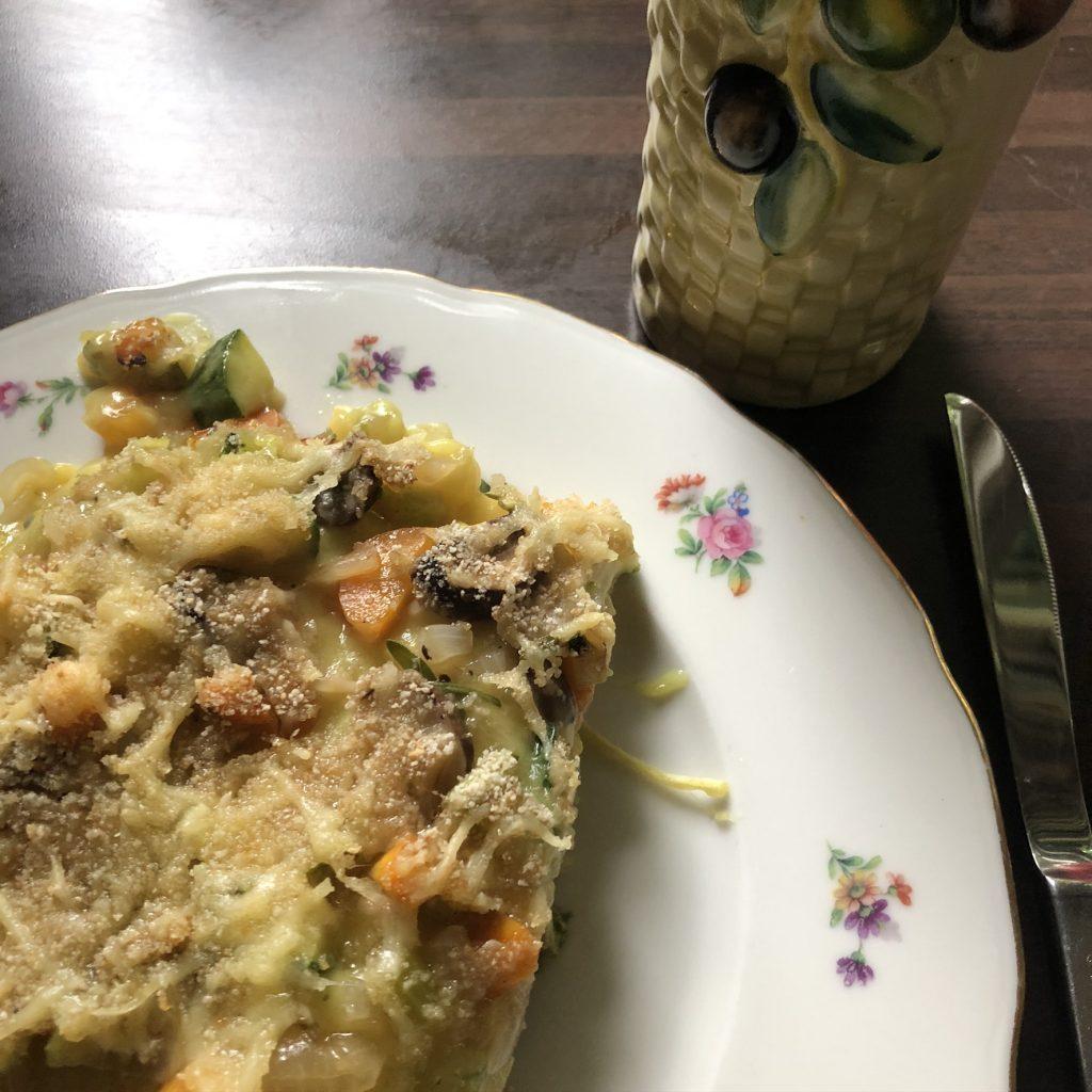 September Lasagne